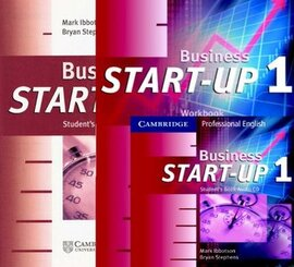 Business Start-up 1 Audio CD's (аудіодиск) - фото книги