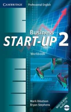 Business Start-Up 2 Workbook with Audio CD/CD-ROM - фото книги