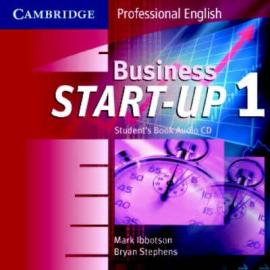 Business Start-up Level 1 Student's Book (підручник+аудіодиск) - фото книги