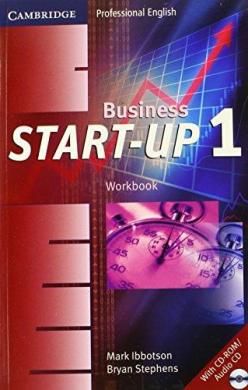 Business Start-up Level 1 Work Book+CD (робочий зошит+аудіодиск) - фото книги