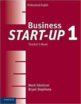 Business Start-up Level 1Teacher's Book (підручник) - фото книги