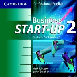 Business Start-up Level 2 Audio CD's (аудіодиск) - фото книги