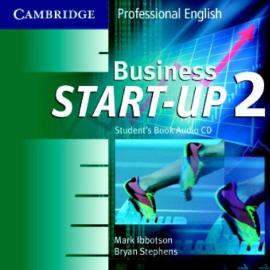Business Start-up Level 2 Audio CD's (аудіодиск) - фото книги
