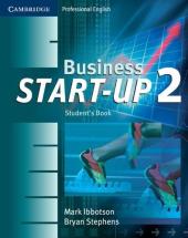 Business Start-up Level 2 Student's Book (підручник+аудіодиск) - фото обкладинки книги