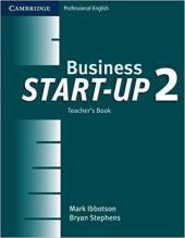 Business Start-up Level 2 Teacher's Book (книга вчителя) - фото обкладинки книги