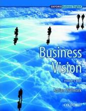 Business Vision. Student's Book - фото обкладинки книги