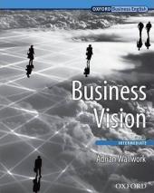 Business Vision. Workbook - фото обкладинки книги