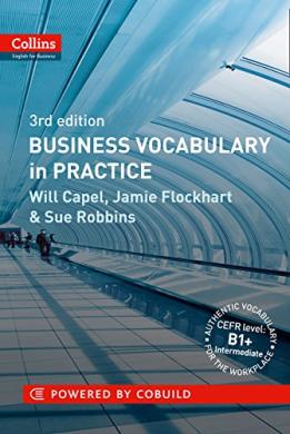 Business Vocabulary In Practice B1-B2 - фото книги