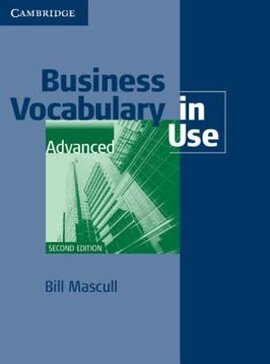 Business Vocabulary in Use 2nd Edition Advanced with Answers (словник) - фото книги