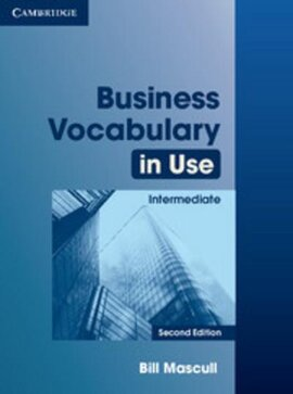 Business Vocabulary in Use: Intermediate Second edition Book with answers (словник) - фото книги