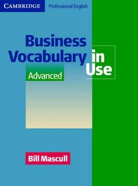 Business Vocabulary in Use New Advanced - фото книги
