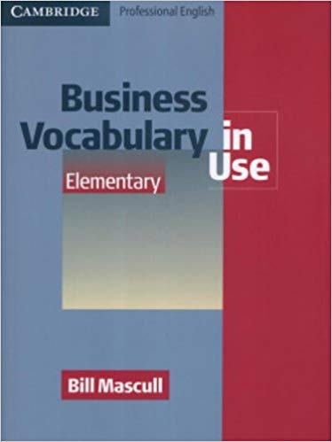 Посібник Business Vocabulary in Use New Elementary