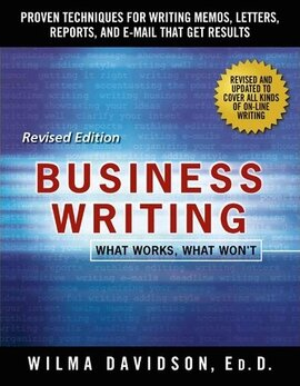 Business Writing: What Works, What Won't - фото книги