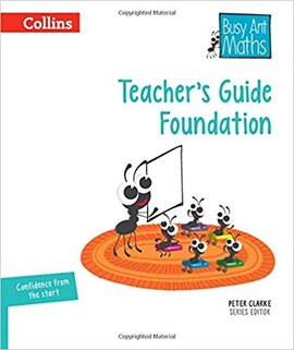 Busy Ant Maths European edition – Foundation Teacher Guide Euro Pack - фото книги