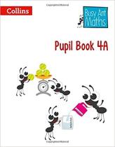 Посібник Busy Ant Maths Pupil Book 4A