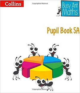 Busy Ant Maths Pupil Book 5A - фото книги