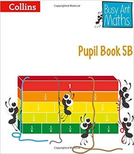Busy Ant Maths Pupil Book 5B - фото книги