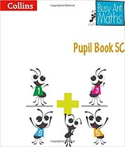 Робочий зошит Busy Ant Maths Pupil Book 5C