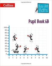 Busy Ant Maths Pupil Book 6B - фото обкладинки книги