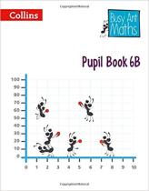 Busy Ant Maths Pupil Book 6B