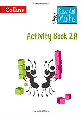Busy Ant Maths Year 2 Activity Book 2A - фото книги