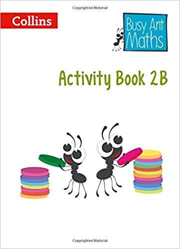 Посібник Busy Ant Maths Year 2 Activity Book 2B