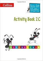 Посібник Busy Ant Maths Year 2 Activity Book 2C