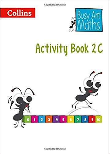 Посібник Busy Ant Maths Year 2 Activity Book 2C