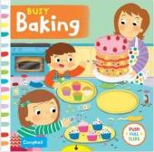 Busy Baking - фото обкладинки книги
