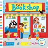 Busy Bookshop - фото обкладинки книги