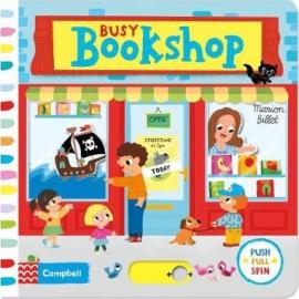 Busy Bookshop - фото книги