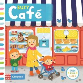 Busy: Caf - фото книги