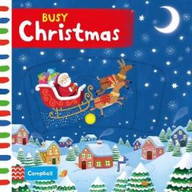 Busy Christmas - фото книги