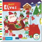 Busy Elves - фото обкладинки книги