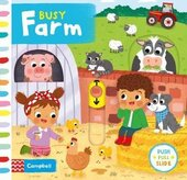 Busy Farm - фото обкладинки книги