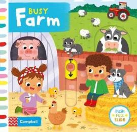 Busy Farm - фото книги
