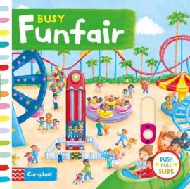 Busy: Funfair - фото книги