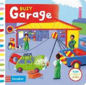 Busy Garage - фото обкладинки книги