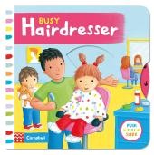Busy: Hairdresser - фото обкладинки книги