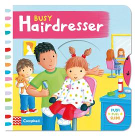 Busy: Hairdresser - фото книги