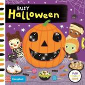 Busy Halloween - фото обкладинки книги