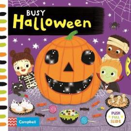Busy Halloween - фото книги