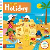 Busy Holiday - фото обкладинки книги