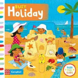 Busy Holiday - фото книги