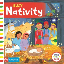 Busy: Nativity - фото книги