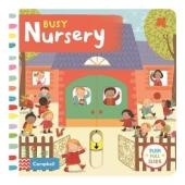 Busy Nursery - фото обкладинки книги