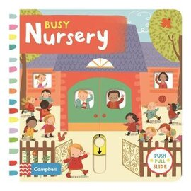 Busy Nursery - фото книги