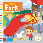 Busy: Park - фото обкладинки книги