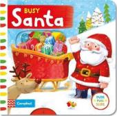 Busy Santa - фото обкладинки книги