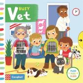 Busy: Vet - фото обкладинки книги